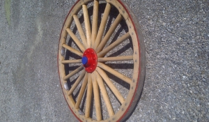 Wooden Wheels (after)