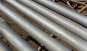 Blasting Pipe for industrial coatings