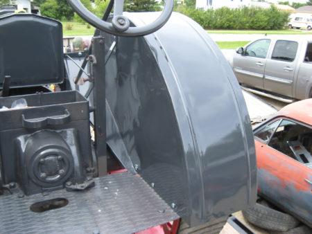 Tractor Fender